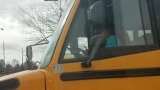 Gwinnett driver fired for allegedly texting, driving with students on board school bus