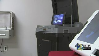 Some election monitoring groups want state to consider changing electronic voting machines to paper