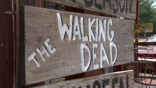 Zombies caught in controversy in Senoia
