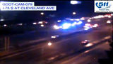Deadly crash on I-75 N at Cleveland Avenue