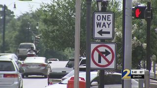 Lawrenceville changing downtown streets from 1-way to 2-way