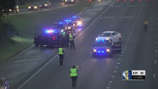Police working to ID woman hit, killed crossing I-75