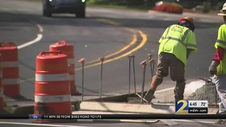 Neighbors complain of traffic noise as crews widen roads