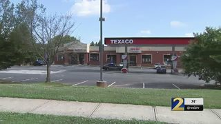 Teen shot in double shooting at troubled DeKalb County gas station