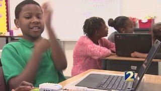Atlanta students power up for summer