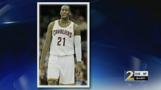 Former NBA player accused of attacking teen during home invasion