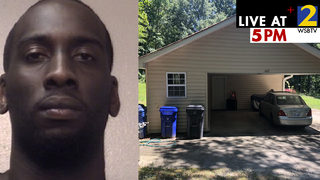 Ex-NBA player accused in violent Georgia home invasion