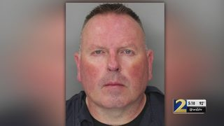 Cobb Police officer arrested, accused of assaulting woman