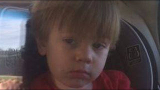 2-year-old boy reunited with family after slipping out of doggy door