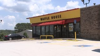Metro Atlanta Waffle House fails health inspection with low score