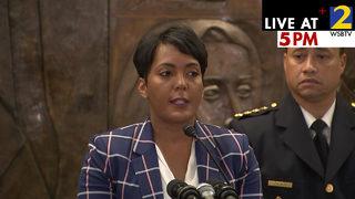 Atlanta Mayor orders jail to refuse new ICE detainees