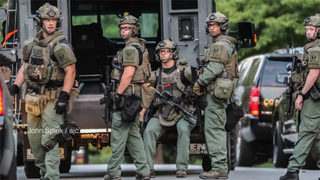 Wanted man found dead inside Cobb County home after SWAT standoff