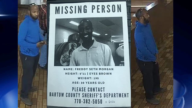 Officials identify human remains as those of missing Bartow