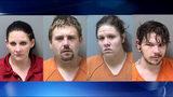 Suspects in Wendy's drug arrests