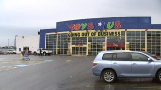 Toys R Us to close final stores Friday