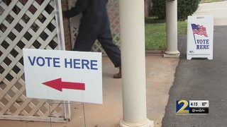 Early voting starts across state of Georgia