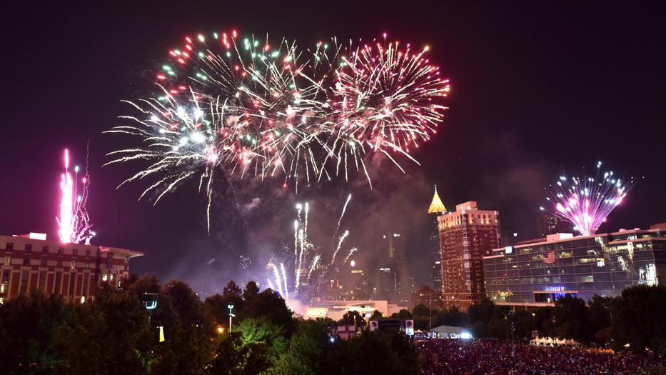 Five things to know about Georgia's new fireworks law | WSB-TV
