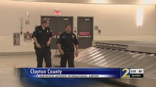 U.S. Customs officers save 2 lives at Hartsfield-Jackson just 8 days apart