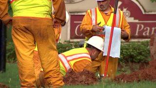 Gas leak in DeKalb subdivision impacts homeowners
