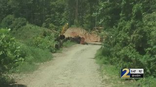 Forsyth County homeowners say GDOT bridge project has spoiled their peace and quiet