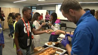 School district holds taste testing challenge to improve school lunches