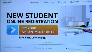 DeKalb Schools making it easier to register new students