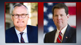 Casey Cagle and Brian Kemp are in a runoff to be the GOP nominee for Georgia governor.