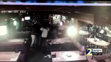 RAW VIDEO: Surveillance video shows Applebee's customers allegedly stab, attack waitress