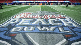 Chick-fil-A Peach Bowl to remain College Football Playoff game through 2026