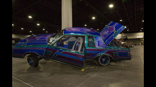 PHOTOS: Custom rides, celeb cars at Car & Bike Show