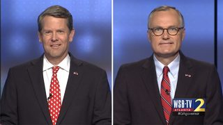 MINUTE-BY-MINUTE: 2 GOP candidates for governor spar in heated debate on Channel 2