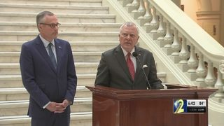 Governor Nathan Deal endorses Casey Cagle for GOP runoff