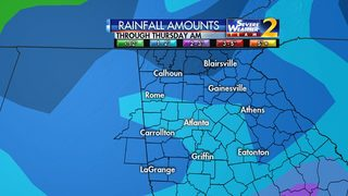 1-2 inches of more rain possible this week