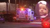 Police search for shooter who injured baby in Atlanta