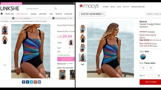 25487265c0 LINKSHE.COM BATHING SUITS  Dozens of complaints and an F rating -- a ...