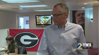 Lt. Gov. Casey Cagle responding to new audio recordings taped by aide of former rival
