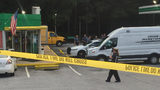 Shooting that killed woman ended in gas station