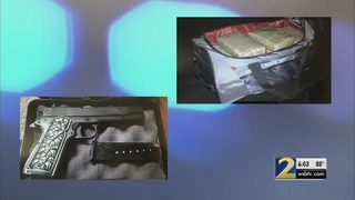 $1.3 million worth cocaine found after traffic stop in Sandy Springs