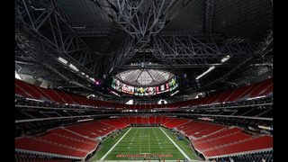 With 200 days to go, Atlanta preps for Super Bowl