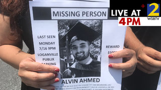 25-year-old UGA grad missing after leaving work at metro Atlanta Publix