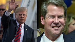 President Trump endorses candidate for Georgia governor ahead of GOP runoff