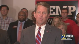 Brian Kemp campaign feels momentum after Donald Trump endorsement