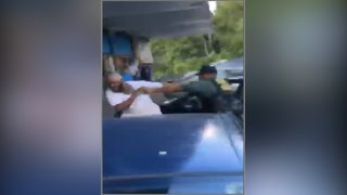 2 charged after video of brawl with Atlanta police surfaces online