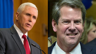 Vice President Mike Pence to campaign in Georgia for Brian Kemp, sources say