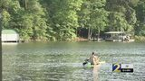 Boaters' window shot out while cruising on Lake Lanier