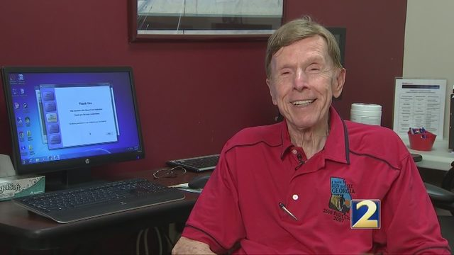 Retired WSB-TV reporter uses recent health battle to
