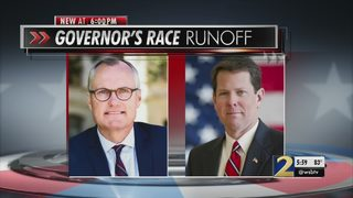 Polls open for Republican runoff for governor in hours