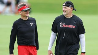 Dan Quinn takes over Falcons