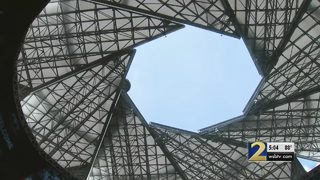After 10 months, retractable roof at Mercedes-Benz Stadium is ready