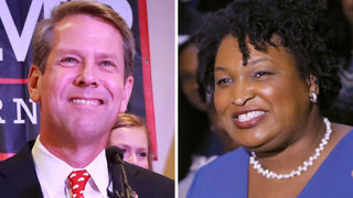 And then there were two: Kemp prepares to battle Abrams for Georgia